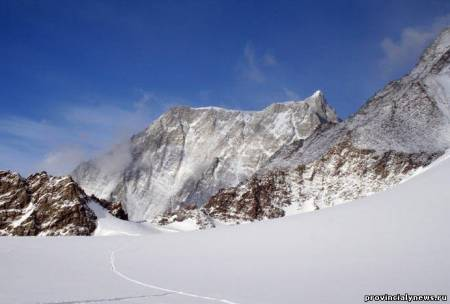 Самые высокие горы семи континентов