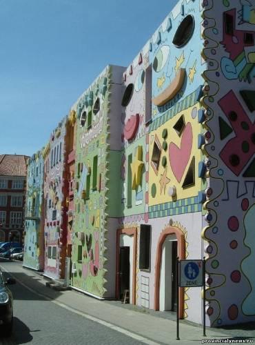 Счастливый Дом Рицци в Германии