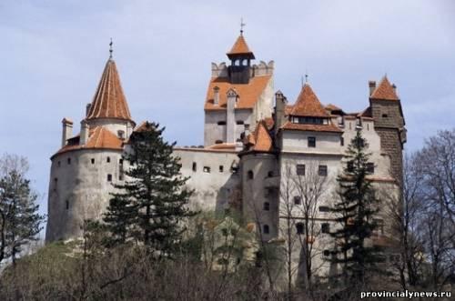 Замок Бран графа Дракулы в