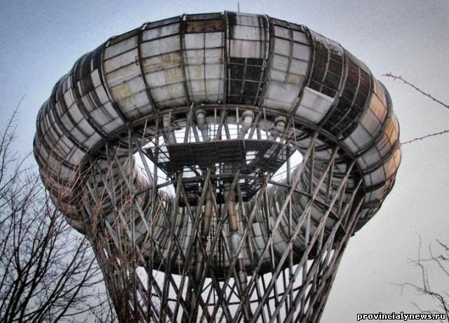 цехановская водонапорная башня