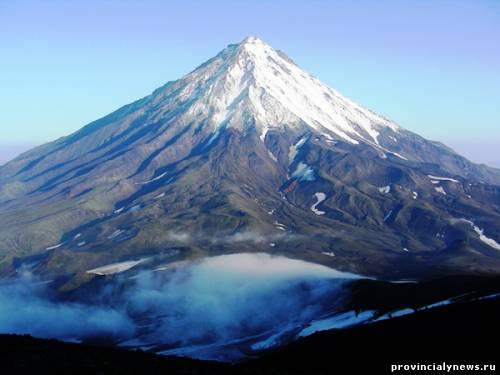 праздник - день вулкана