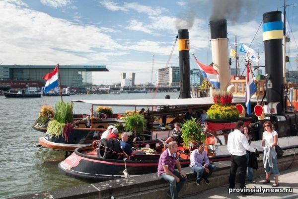 фестиваль кораблей