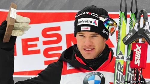 лыжник Дарио Колонья