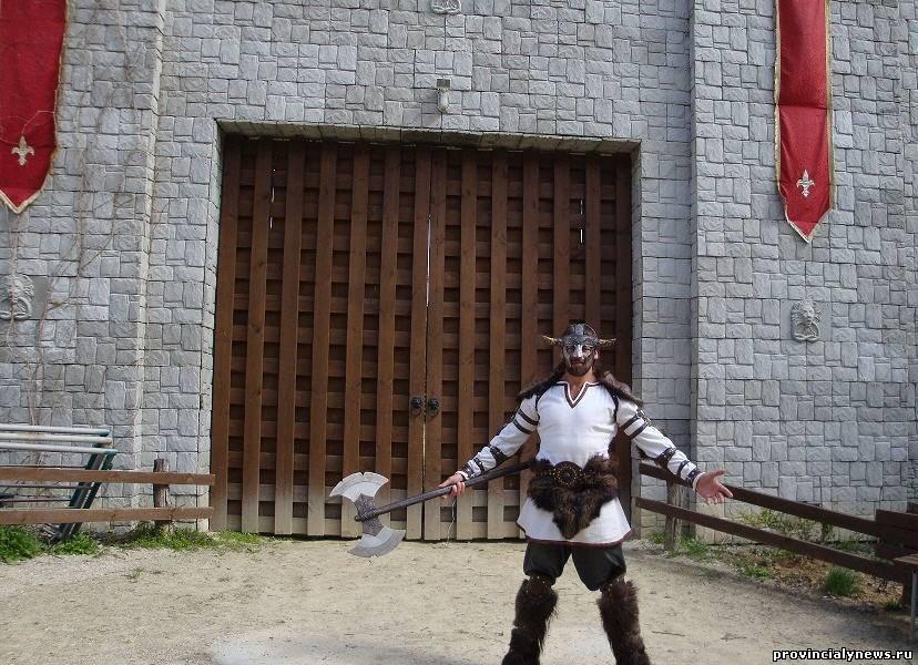 крепость в анапе