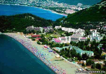 черногорский курорт бечичи