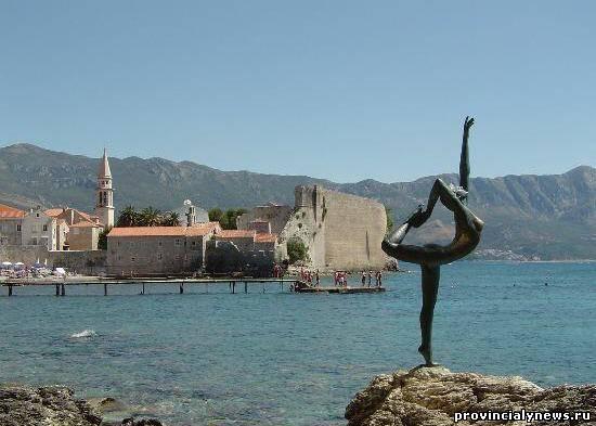 курорт черногории будва