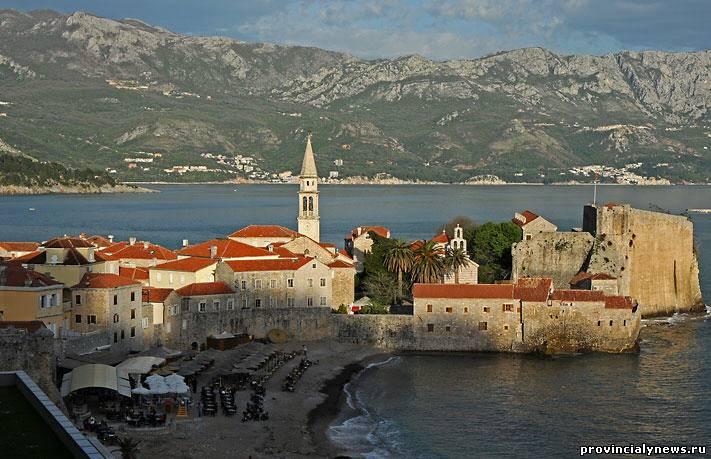 будва город курорт в черногории