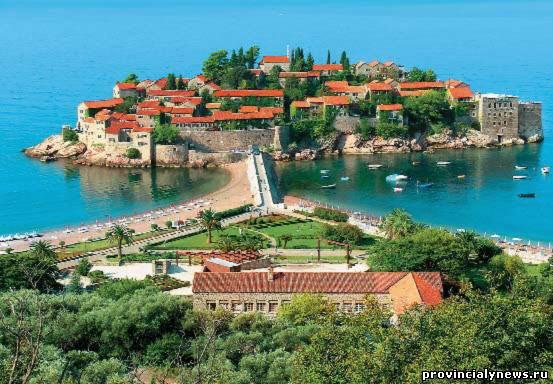 курорт свети стефан в черногории